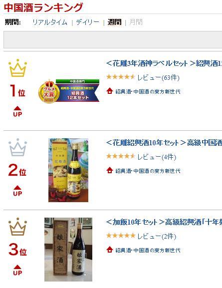 唐宋紹禮 <花雕3年酒神ラベルセット> 640...の紹介画像3