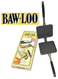 【BAW-LOO】 バウルー サンドイッチトースターシングル