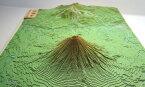 【やまつみ】山岳立体模型キット羊蹄山 縮尺1/50000-送料無料-