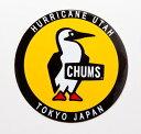 【 CHUMS 】ステッカーラウンドブービーバード