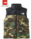 【ノースフェイス】Novelty Nuptse Vest Men's ノベルティーヌプシベスト-送料無料-05P28Sep16