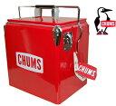【 CHUMS 】CHUMS Steel Cooler Box