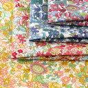 コットンこばやし フラワーガーデン ブロード KTS6086 1m単位の切売り 生地 布 布地 服地 綿 綿100% コットン 薄手 花柄