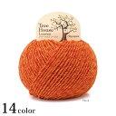 編み物 オリムパス ツリーハウス リーブス