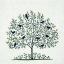 刺繍 輸入キット Haandarbejdets Fremme(フレメ) 幸せの青い鳥 1 【送料無料】