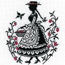 刺繍 刺しゅうキット オリムパス オノエ・メグミ 赤毛のアンの物語 いちご摘み