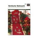 刺繍 刺しゅう図案集 RICO 図案集 Nordische Weihnacht 89【メール便可】