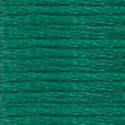 ★メガSALE★刺繍 刺しゅう糸 オリムパス 25番 グリーン系 204 【メール便可】