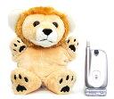 【F108】ハンドパペット ライオン 百獣の王ライオンハンドパペット【秀光】【光ちゃん】【光一】