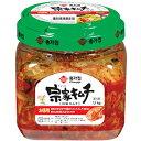 【送料無料】韓国 宗家 白菜 カット キムチ お徳用 1.1kg x 1箱 韓国産 食品 食材 料理 おかず おつまみ 発酵食品