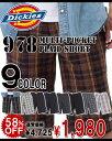 ディッキーズ(Dickies) ハーフパンツ MULTI-POCKET PLAID SHORT 978(即日発送,あす楽,100%本物,正規品,直営店買付け,メンズ,大きいサイズ,新作,アメカジ)