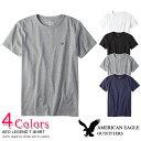 ■アメリカンイーグル メンズ クルーネック Tシャツ AEO Legend T-Shirt 3色 (1164-9227) S M L XL XXL あす楽 10800円以上 送料無料 ! メンズ かっこいい 父の日 ギフト にも! 大きいサイズ あり! プレゼント ラッピング 無料! 春物 夏物 新作も入荷!