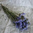 スターチス ライラックブルー / 北海道産ドライフラワー 花材 リース 手作り 国産 材料 素材 ナチュラル インテリア ディスプレイ 青