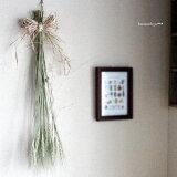 随便装饰着花束的小麦[さり気なく飾って麦のブーケ/北海道産ハルユタカ・小麦・ドライフラワー・ディスプレイ]
