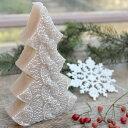 キャンドルツリーS / オーナメント クリスマスツリー ナチュラル キャンドル 飾り ディスプレイ クリスマス 北欧風 インテリア