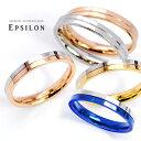 指輪 リング イプシロン サージカルステンレスリング