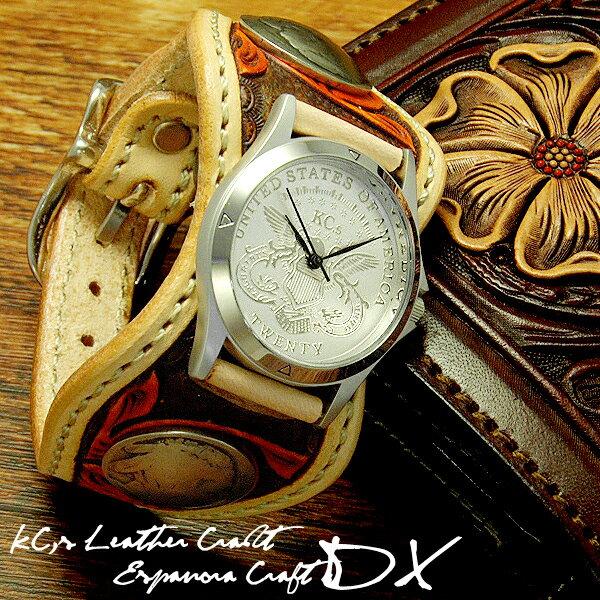 【KC,s】エスパニョーラ・クラフトデラックス・ウォッチブレス /腕時計【送料無料】【メンズ】【革】【レザー】【smtb-tk】本革【CRAFT】 バレンタイン