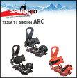 SPARK R&D スパーク TESLA T1 BINDING 15-16 ARC バインディング スプリットボード バックカントリー 【正規品 】