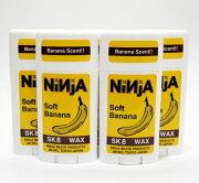 NINJA ワックス NINJA WAX:SOFT BANANA 【SALE!】