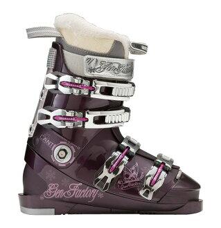 創肯定滑雪靴直覺創創舒爾滑雪靴 2014年 / 2015年 14 15 型號免費滑雪-僅型號國內真正保修證書與