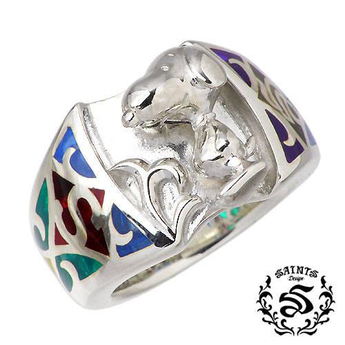 sies rosso rakuten global market s silver ring