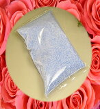 ドライフラワー用乾燥剤 シリカゲル(1kg)【5袋】【送料500】【これは、ほしい!保存用丸形乾燥剤16個付】(選別した小粒で均一にそろえた原料のみ使用)ドライフラワー 乾燥剤 シリカゲル ボトルフラ
