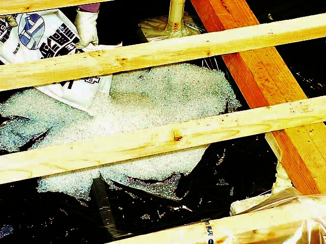 床下用乾燥剤 専用養生シート【10坪分】(10...の紹介画像2