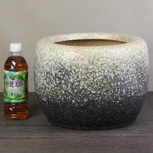 信楽焼 和風 おしゃれ 10号 火鉢 陶器 手...の紹介画像3