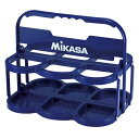 ミカサ ボトルキャリアー(6本入) ブルー MIKASA B...