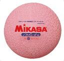 ミカサ ソフトバレーボール ファミリー・トリムの部試合球(ピンク) MIKASA MS78DXP