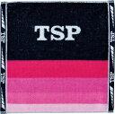 ティーエスピー 【卓球用タオル】 グラデJQハンドタオル ピンク TSP 044407 0300