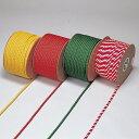 カラーロープ 12mmφ×1m カラー:緑 (建設現場・工事現場用品/各種ロープ)