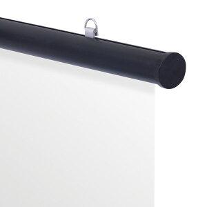 アルミH型パイプ 25-920 ブラック(販促POP/天吊り用品