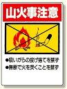 ワンタッチ取付標識 建設現場用ワンタッチ取付標識 禁煙標識 山火事注意 建設現場用ワンタッチ取付標識 ワンタッチ取付標識