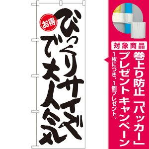 のぼり旗 びっくりサイズで大人気 お得 (ランチ・定食