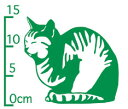 はるデコシール CAT 猫ちゃん 10 オリジナルグッズ