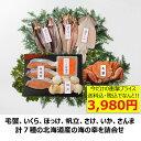 北海道産 海の幸7種 超特価セット★数量限定★【送料込・税込...