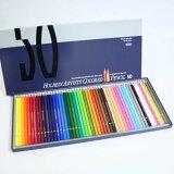 【ホルベイン】 アーチスト色鉛筆50色セット/基本色(紙函入り)