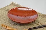 根来小皿 (negoro) 普段使いの漆器「游」の「根来シリーズ」