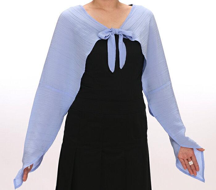 【シルク陽よけショール】ファッション・トップス・...の商品画像