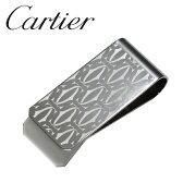 カルティエ マネークリップ 札ばさみ[カルティエの箱が付きます] C ド カルティエ T1220237 Cartier[カルティエ] 新品・正規品 【送料無料】【RCP】
