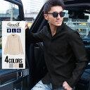 ショッピング白 イタリアンカラー 長袖シャツ トップス ワイヤー デザインシャツ きれいめ ブラック グレー