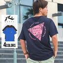 半袖 Tシャツ ロゴ プリント バックプリント ポケット