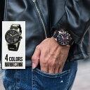 楽天SILVER BULLET シルバーバレットメンズ 腕時計 ウォッチ クロノグラフ ラバー ベルト クォーツ【お取り寄せ商品】