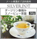 【送料無料】ダージリン紅茶2016年ファーストフラッシュ・スノービュー茶園FTGFOP1 clonal(50g)