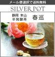 【送料無料】[半発酵茶]静岡・本山の香りのお茶、春巡(はるめぐり)2016年(30g)