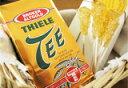 【送料無料】ドイツ・オストフリースラント流紅茶・Thiele Tee 金のパック[125g]+シュガースティック[ヘーゼルナッツ(5本)]のセット