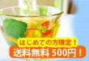 【送料無料】500円ぽっきり!<<初めての方限定>>水出しティーバッグお試しセット♪