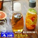 水出し紅茶用ティーバッグ お徳用パック 2.5g×20TB入り マスカット / フレーバーティー