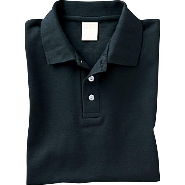 (まとめ)アーテック コットンカラーポロシャツ S ブラック 【×5セット】[代引不可]